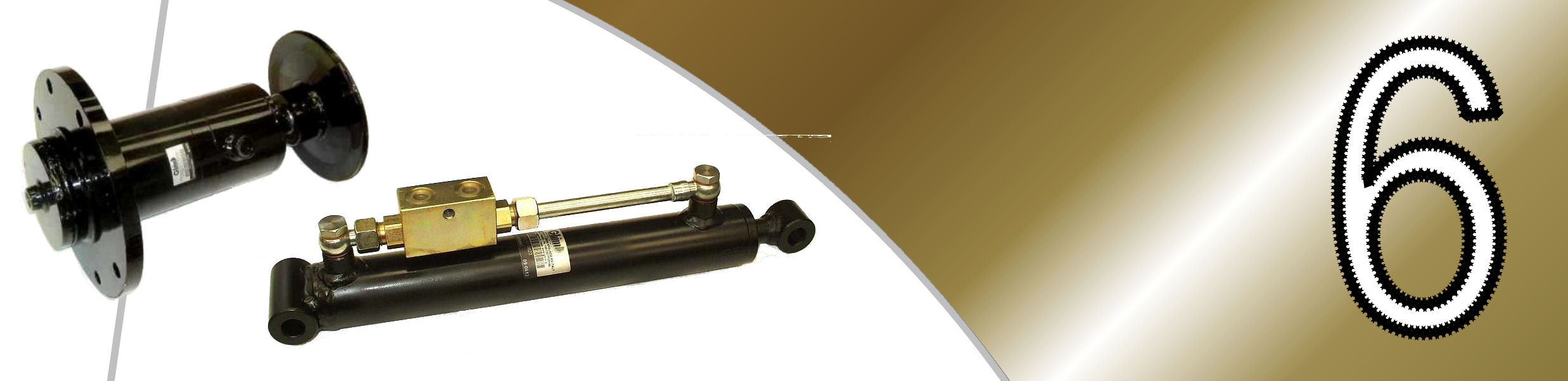 GHIM Hydraulics has recently designed a whole range of  hydraulic cylinders: