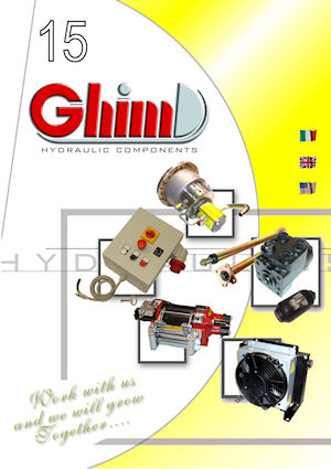 Accessory for Mini Powerpack - GHIM Hydraulics Srl
