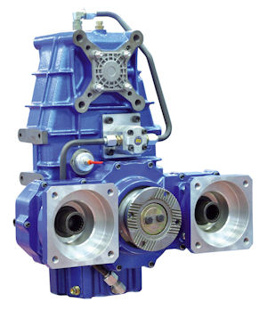 Power Take Off - GHIM Hydraulics Srl