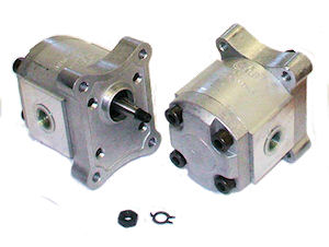 Gear Pumps - Alluminium Body - GHIM hydraulics Srl