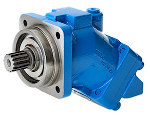 Piston Pumps - GHIM Hydraulics Srl