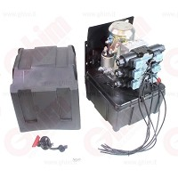 "POWER-BOX CNT25-3DE-PCCT-00-S10S"" 12V DC"