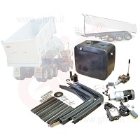 TIPPER-KIT for Tractor-Trailer Tippers and Semi-trailers