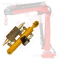 KIT - Hydraulic Cylinders with VALVE