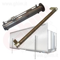 ROLL-OFF Hydraulic Cylinders