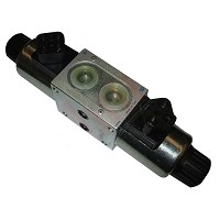 Standard Solenoid 4/2 and 4/3 Integrated with module