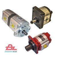 Gear Pumps with ALUMINIUM body
