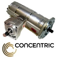CONCENTRIC AB Gear Pumps and Motors