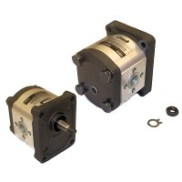 Gear Motors with ALUMINIUM body