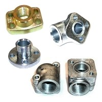 Fittings and Flanges for Pumps